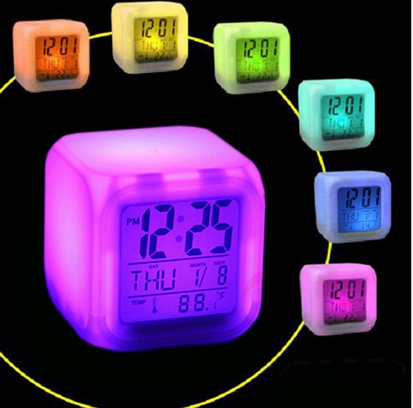 Coloring for Kids kids color changing alarm clock : Hot Sale Cheap Color Change Big Led Smart Kids Wake Up Light Sunrise ...