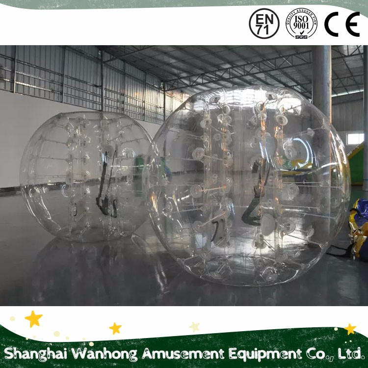 Commercial human inflatable body bumper <strong>ball</strong>/ bubble soccer for saport