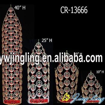 تيجان ملكية  امبراطورية فاخرة 30-Big-custom-large-rhinestone-pageant-crowns.jpg_350x350