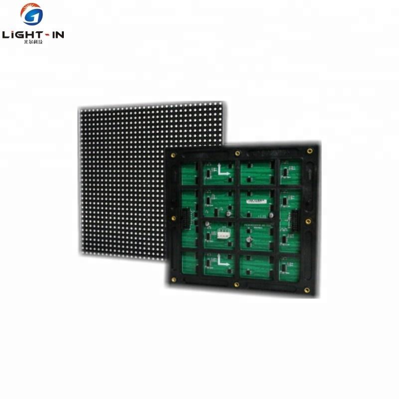 Outdoor Kinglight high brightness P6 led display module