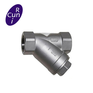 "Factory supply Renewable Screen ""Y"" Type Strainer"