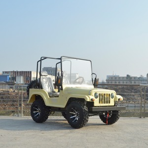 Hot selling Electric starting mini jeep 150cc/200cc willys mini jeep for sale