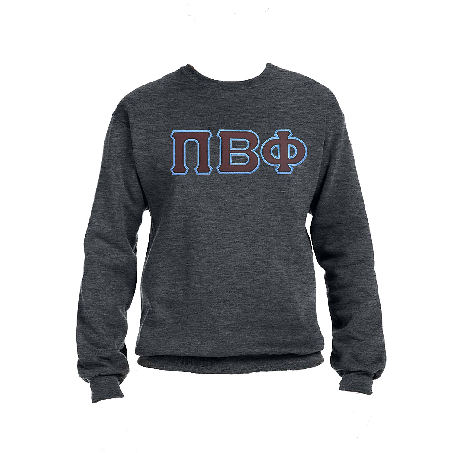 Pi Beta Phi Sweatshirt with Greek Letters