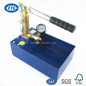 High Quality Factory Price Manual Water Pressure Test Pump