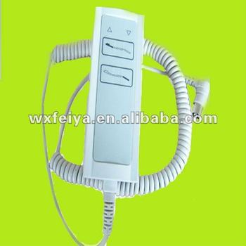 Actuator Handset Fy012 For Hospital Bed And Adjustable Bed