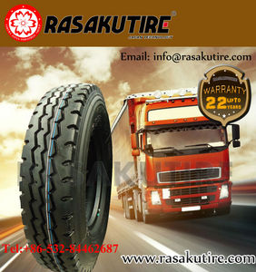 china best brand rasakutire japan +germany radial tire 1300-22.5 1300r22.5 disc brake man