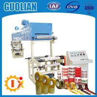 GL-500B Factory outlet water transfer adhesive tape making machine price in india