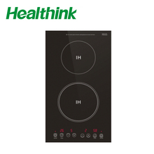 Kitchen appliance multifunction button control 3100W induction cooker ceramic plate