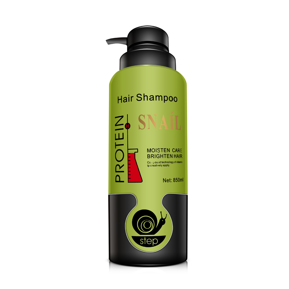 OEM/ODM Best Selling snail oil dry argan hair care natura elidor shampoo shampoo hotel label in stock