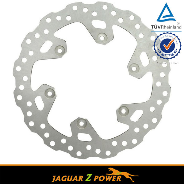 240mm Motorcycle Rear Brake Disc Rotor For YAMAHA WR125 250 F WR400 426 F YZ125 YZ250 F YZ400 426