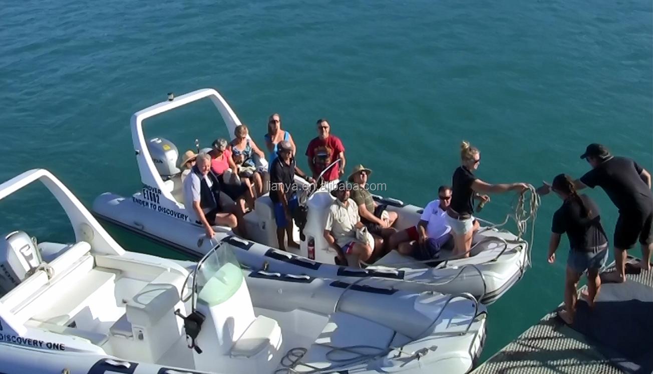 6.6m rib boat HYP660 (67)