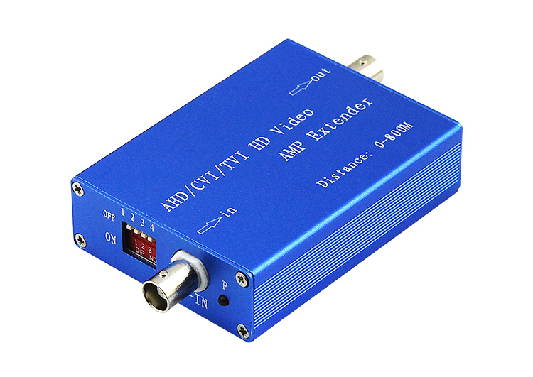 CCTV Kamera Signal Booster BNC Koaxial Kabel Video Verstärker für CCTV Kamera