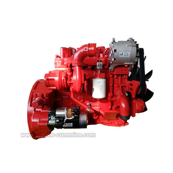 in line 103KW 140hp 4 cylinders B140-33 Cummins diesel engine  for truck