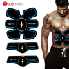 Muscle Toner, Abdominal Toning Belt Abs Trainingems electric muscle stimulation For Abdomen/Arm/Leg Support for Men/Wome
