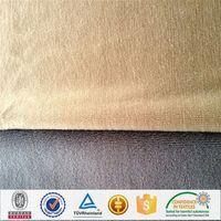 soft velboa fabric/minky fabric
