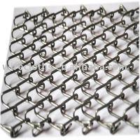 Plastic/Stainless Steel Conveyer Belt Mesh