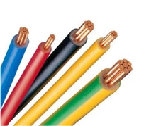 Energy Wire Copper PVC insulated electric wires/ litz wire lead cable assemblies