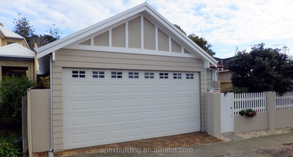 Sandwich wholesale 16x7 garage door with lock price buy for 16x7 garage door prices