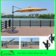 2017 Aluminum mini Roma square parasol patio beer garden umbrella with lace