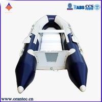 High Quality 3.8 Meters Inflatable Rib Boats 5-6Persons for Sale