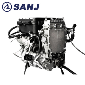 SANJ Jet Ski Marine Engine with 1100cc and 1800cc jet ski used