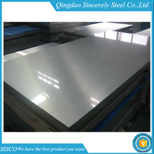 GR 409 stainless steel sheet mirror surface