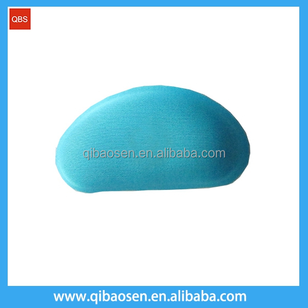 Customer logo OEM order and urgonomic design gel wrist support pad