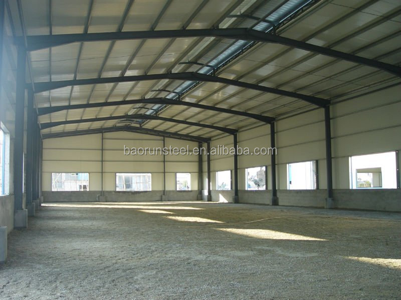 Economic Hot Sale Steel Structure Warehouse In India