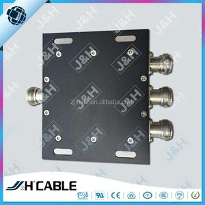 3 Way Microstrip Power Divider, 3 Way Microstrip Power