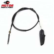 Universal black motorcycle clutch cable for Yamaha