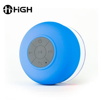 2016 hot sell wireless waterproof bluetooth headphones speaker