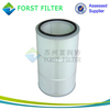 FORST Top Selling Industrial High Efficiency Air Filtration Filter Cartridge