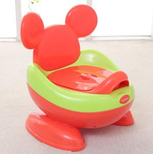 Hot model cute design squatty baby potty training seat for babies