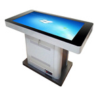 42 inch advertising touch screen player wifi network table all in one pc