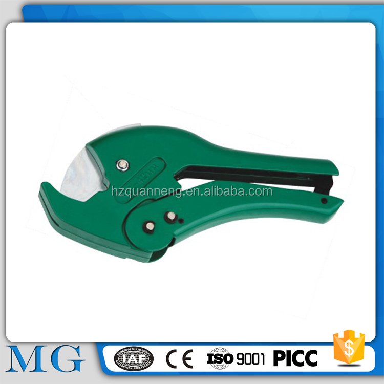 MG-B 1812 guillotine hinged plastic pipe cutter