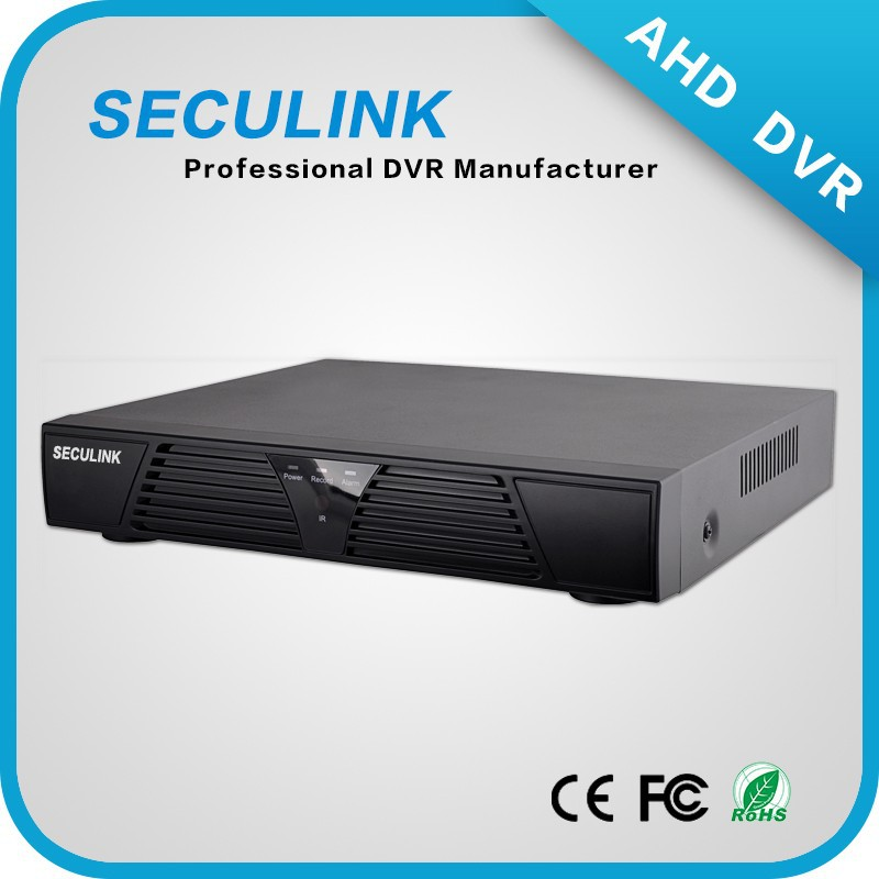 SECULINK 1080P HDMI Input 4 channel 12v DVR recorder,hdmi 4 channel dvr