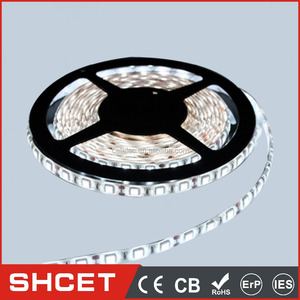 Cheap Flexible LED Strip/Bar Light SMD 5050 RGB 4-5LM 7.2w 12V IP44 For Street Lighting