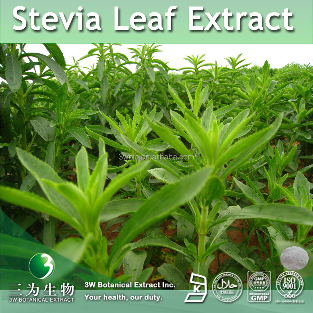 Stevia Leaf Extract Sevia tablets 20times, 50times of cane sugar sweetness