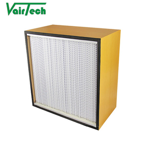 HVAC air conditioning filter media hepa filter h13
