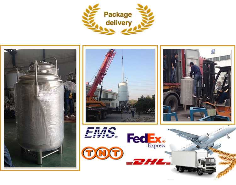 Brewery equipment from China beer mix for beer machine