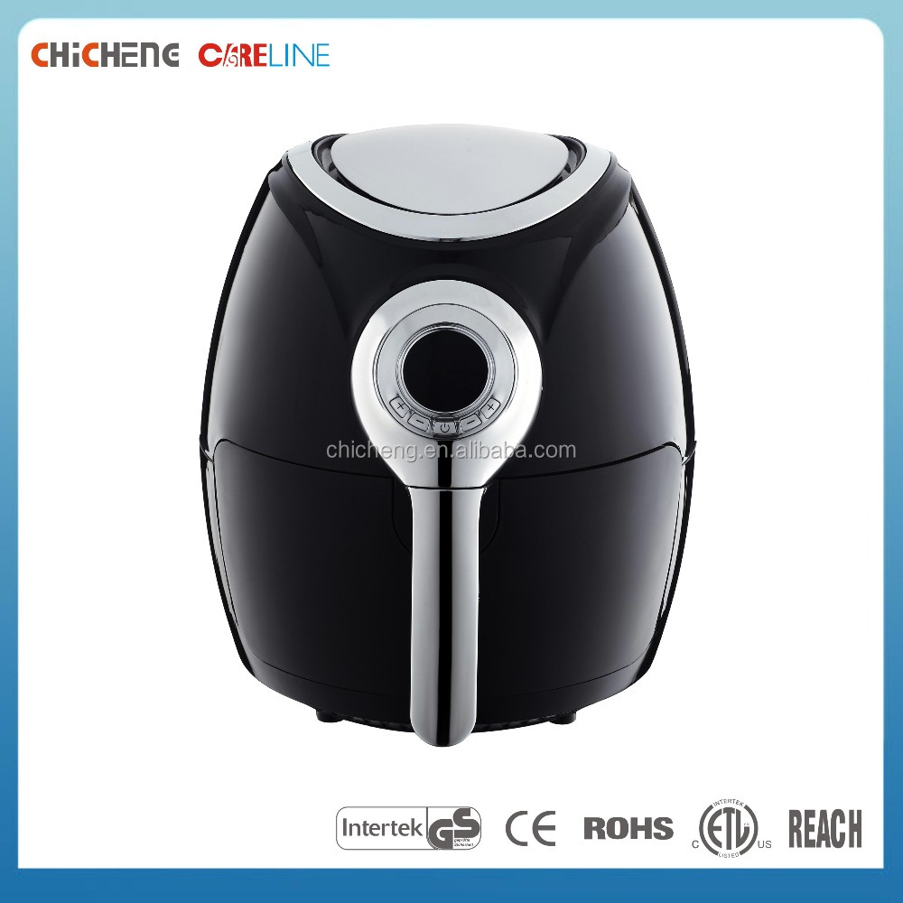 no oil as seen on TV automatic fish air fryer