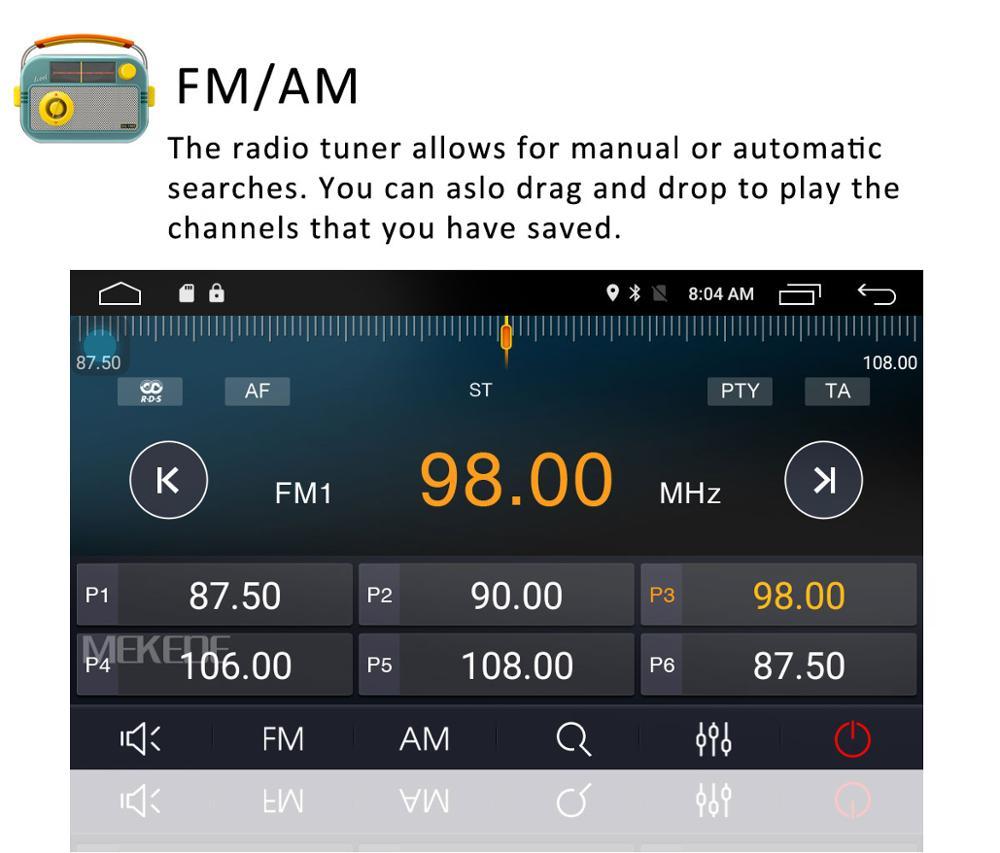4G LTE Android 7.1 Car radio stereo for Chevrolet Holden Epica Captiva Aveo  Optra Matiz Barina