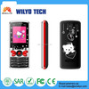 WN5D 1.8 inch Gsm Fancy Pear Phone Dual Sim Card Qwerty Wholesale Phone