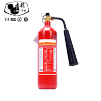 Factory supplied Aerosol Portable 500ml Industrial co2 Fire Extinguisher
