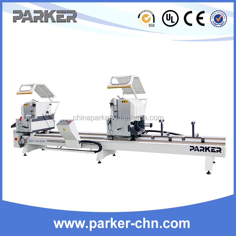 Double layer window machine pvc best selling products in america