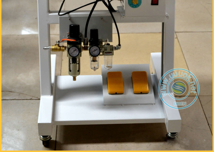 Embroidery cloth leather underware jeans hats automatic ultrasonic hot fix rhinestone machine