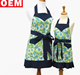 Good quality cotton Retro Apron for ladies Wedding Day Bridal Apron Protect the Dress