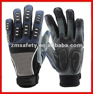 Knuckle protection outdoor sports glove ZMS12