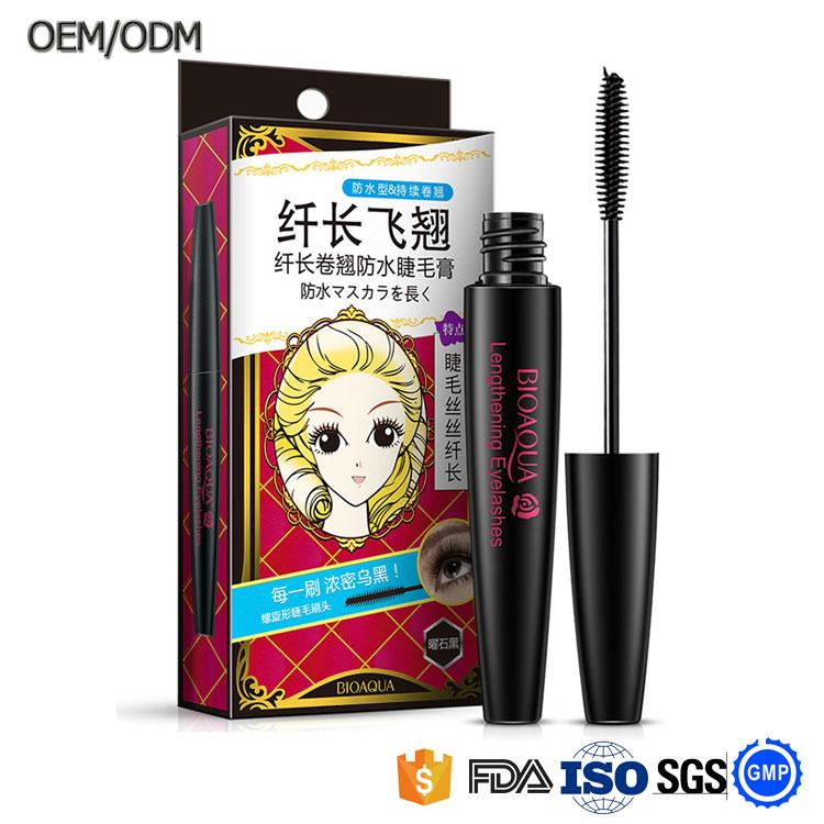 e948f5740ae Oem Bioaqua Manufacturer Private Label Waterproof Mascara For Female ...
