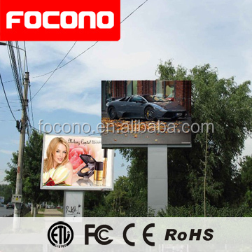 Customized Led Advertising Giant Screens P20 Outdoor LED Video LED Outdoor Billboard